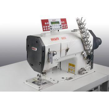 PFAFF 5622-840/02-6/026 Специальная двухигольная швейная машина цепного стежка