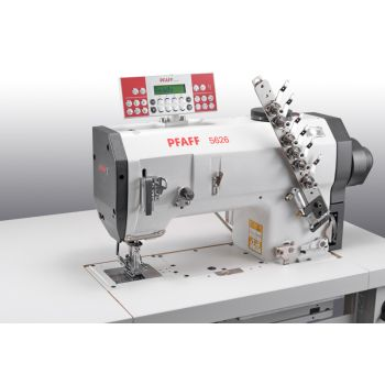 PFAFF 5626 AIRBAG Двухигольная швейная машина цепного стежка