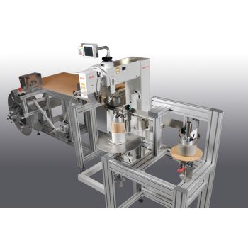 PFAFF 8320 HOT WEDGE - PIPING WORK UNIT Сварочная машина