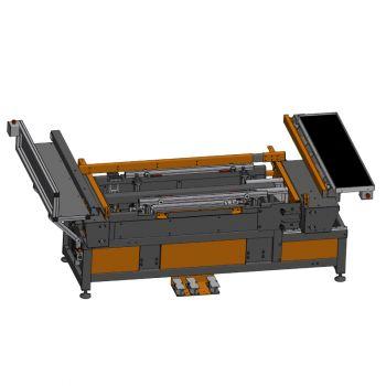 Машина для сборки каркасов кроватей REXEL ZR-1