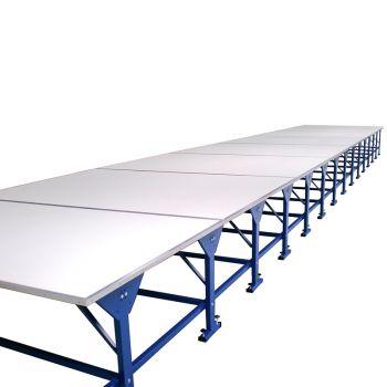 Раскройный стол REXEL SK-3/K2,8 Длина 2,8 м Ширина 2,07 м (Польша)