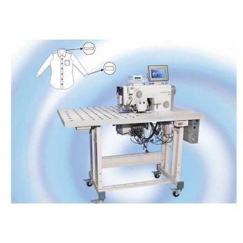 Richpeace ASM3190-281 Автоматическая швейная машина для шиться по шаблону