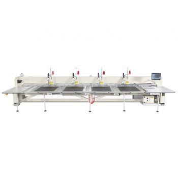 Richpeace RPAS-HM-4-800X1200-B-2-LH Автоматическая швейная машина с четырьмя головками для кожи