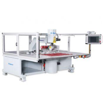 Richpeace RPAS-MH-R-1-1200X800-A-FD3 + DW-HR2-LH100, RH-1P220 Универсальная двухигольная швейная машина с поворотной головкой