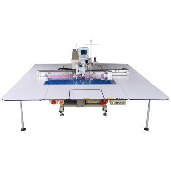 Richpeace RPAS-LM-C-1-1200X800-A-IS1 (2) -VR1 (2) -LC100-1P220 Автоматическая швейная (лазерная) машина