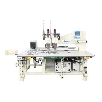 Richpeace RPAS-LM-PP-2-200 × 200-A-IS2-VR2-LH50, UTC-1P220 Двухцветная автоматическая швейная машина для карманов