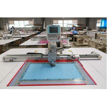 Richpeace RPAS-LM-C-1-1200X800 / 1300X900-A-IS1 (2)-VR1(2)-NM-1P220 Автоматическая швейная машина для одежды