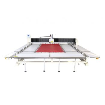 Richpeace RPAS-PQ-1-2200X1600-B-2-LH Автоматическая прецизионная крупногабаритная швейная машина для легких материалов