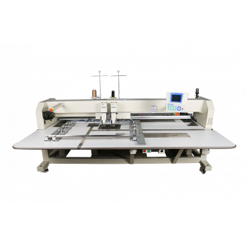 Richpeace RPAS-HM-1-400X450-B-1 (2) -TC Двухцветная автоматическая швейная машина