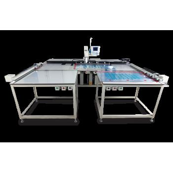 Richpeace RPAS-LM-1-900X600-A-1-AF Автоматическая швейная машина с одной головкой и автозагрузчиком