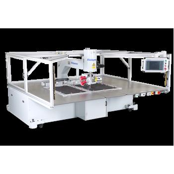 Richpeace RPAS-L-R-1-1200X800-A-FD-HR2.6-LH100, RH, UTC-1P220 Универсальная вращающаяся автоматическая швейная машина