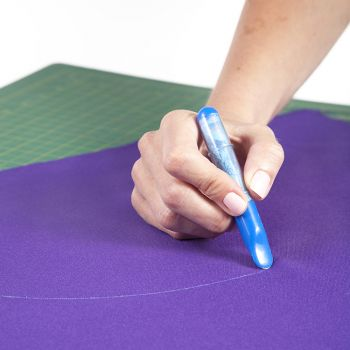 TEXI 4040 BLUE Меловой карандаш, голубой