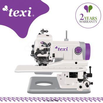 TEXI COMPACTA 2YG Портативная машина потайного стежка для лёгкиx и средниx материалов