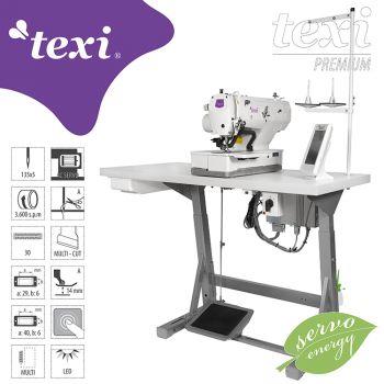 TEXI O PREMIUM Петельная машина – комплект