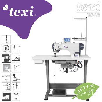 TEXI ZIGGY PREMIUM Зигзаг – электронная швейная машина - комплект