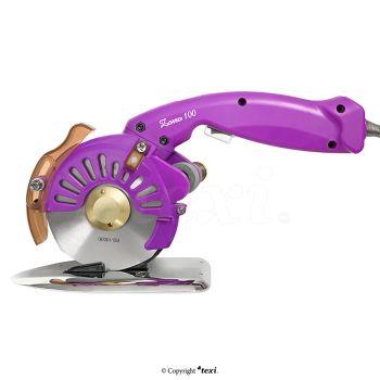 TEXI ZORRO 100 Дисковый нож с непосредственным сервоприводом, высота раскроя 27 мм
