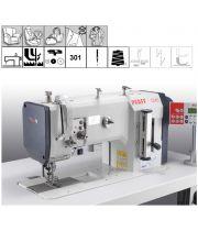 PFAFF 1245-6/01-900/56-911/97 Одноигольная швейная машина челночного стежка с тройным транспортом