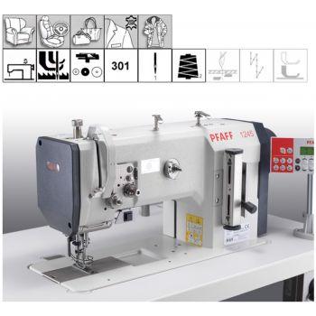 PFAFF 1245-6/01-900/56-911/97CLPMN8 швейная машина с 3-м транспортом(стол и мотор в компл.)