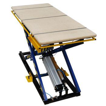 Пневматический стол для обивки мебели REXEL ST-3/KRB