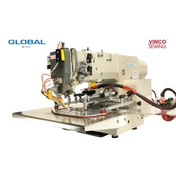 Global VB 1010 Series Двухигольная машина для изготовления обуви