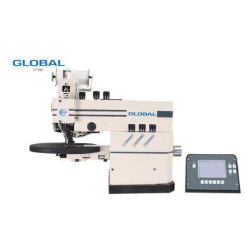 GLOBAL CF 988 в комплекте со столом и двигателем