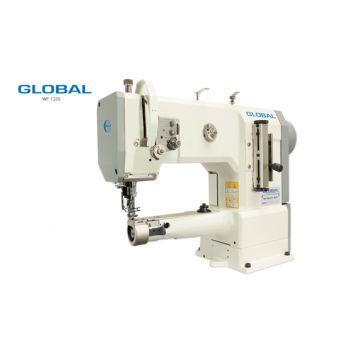 Global WF 1335 B одноигольная швейная машина челночного стежка с рукавной платформой