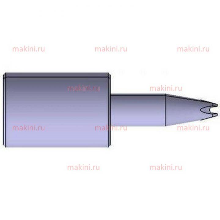 1030840 Всасывающий пуансон DM 1.25 SPESSORE FINO 2MM
