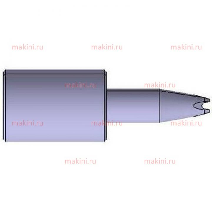 1030841 Всасывающий пуансон DM1.5 SPESSORE  FINO 2MM
