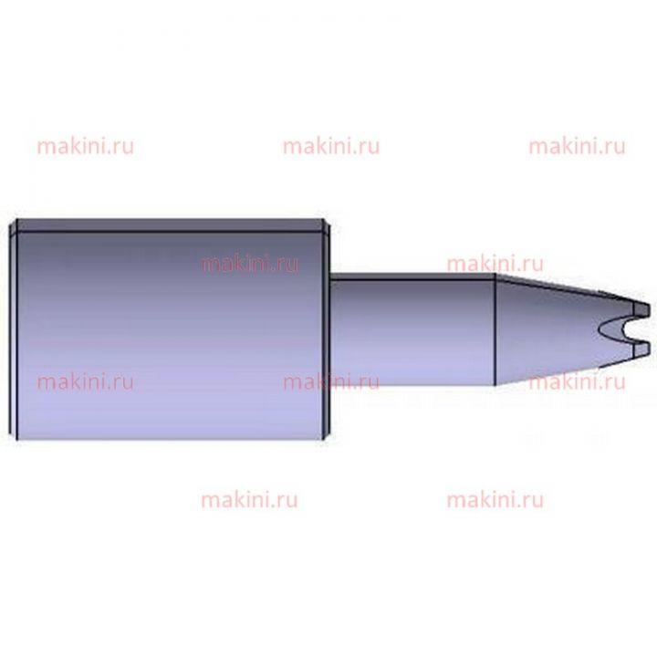 1030842 Всасывающий пуансон DM 1.75  SPESSORE  FINO 2MM