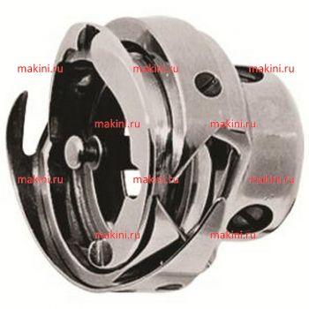 Cerliani 130.05.412 челнок без шпульного колпачка S522 000235 R235 (A 8334) для Durkopp 523 (Италия)