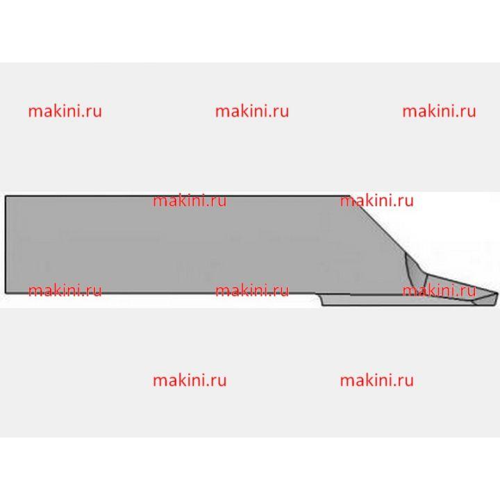 1045232 Лезвие 15Deg-15Deg HV1600 c/s