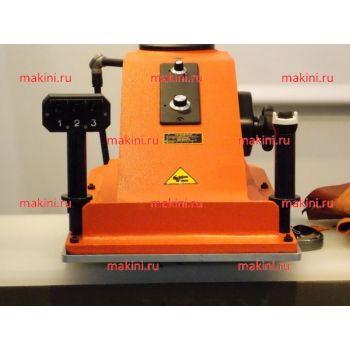 Atom S120C вырубочный пресс. размер плиты 900x430 мм, ширина ударника 370 мм, усилие 20 т. Производство Atom Spa (Италия)