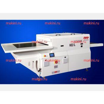Х 1400 K-EL Дублирующий пресс проходного типа, рабочая ширина 1400 мм (Martin Group srl, Италия)