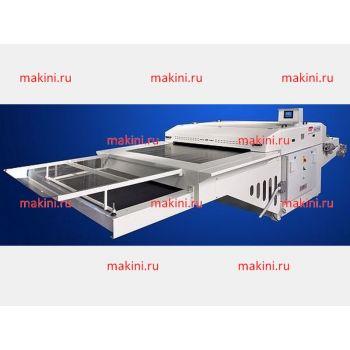 Х 1400 K-RL Дублирующий пресс проходного типа, с системой возврата деталей, рабочая ширина 1400мм (Martin Group srl, Италия)