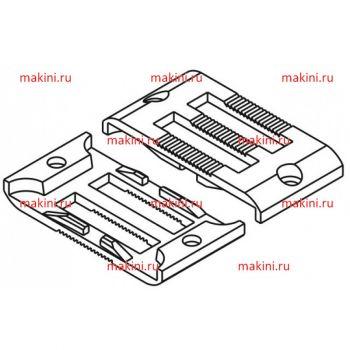 KH2760-NPT-5 Kwokhing игольная пластина 5 мм