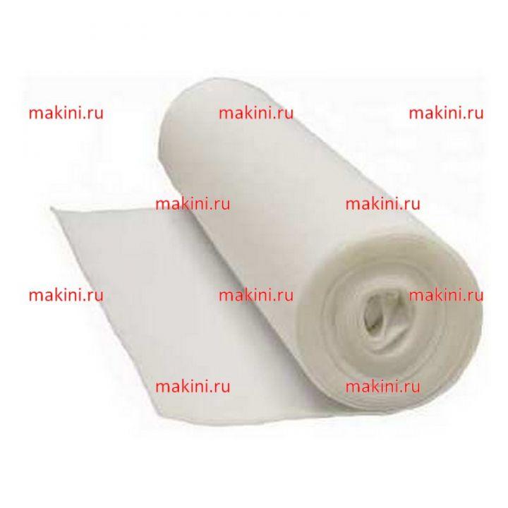 OMAC Всасывающий фильтр, полиэстер, белый цвет, 80-150IS, 1000, 5мм, цена за метр