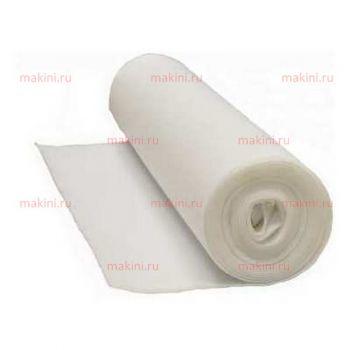 OMAC Всасывающий фильтр, полиэстер, белый цвет, LT180, 1800, 5мм, цена за метр