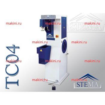 Машина для разглаживания заготовок обуви на колодке Stema TC04