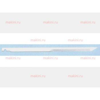 Нож Investronica CV-40, 187x8x1.93 мм