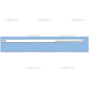 Нож Lectra 801227 KE390, 296x8.5x2.4 мм