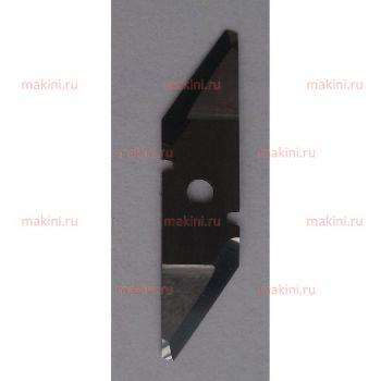 Нож TESEO M2N55STH1A 41905 CT