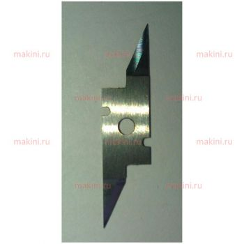 Нож TESEO M2N65SA1A 41886 CT