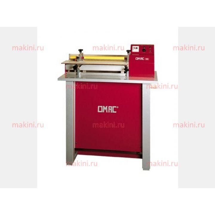 OMAC 950 V машина для нанесения клея роликами (Италия)