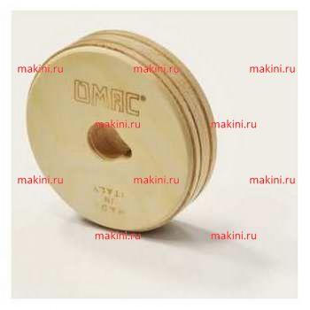 OMAC Деревянная щетка для машин 815-845-850, 870, SP200, 100х20х20 мм