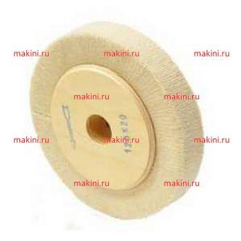 OMAC Фетровая щетка для машин 860, 120х20х20 мм