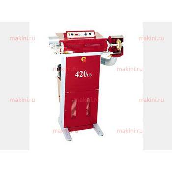 OMAC LB 420 Машина для полировки и обжига уреза OMAC LB420 с вариатором скорости и регулировкой температуры до 350 °С (Италия)