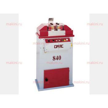 OMAC LB 840 двусторонняя машина для обжига ремней (Италия)