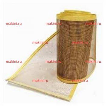 OMAC Лента-сетка с силиконовыми краями для машин E 130 - E 150, 5745х490 мм