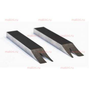 OMAC Набор ножей с английским срезом, 800 RAL 810-820