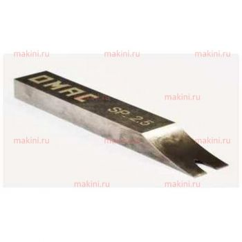 OMAC Нож толщиной 1-7 мм для 302JC
